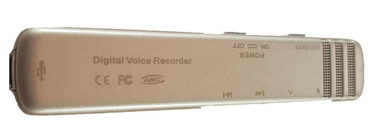 ضبط کننده صدا یونایتد ویس مدل GOLD