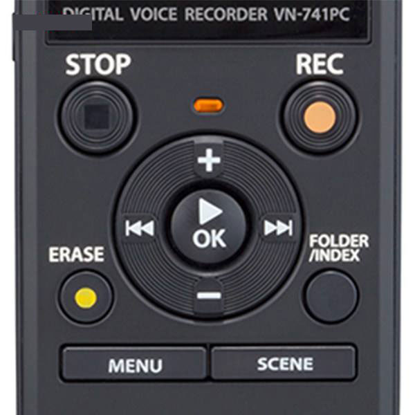 دستگاه ضبط صدا الیمپوس مدل VN-405