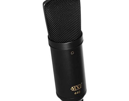 میکروفون ضبط صدا استودیو ام ایکس ال مدل 440