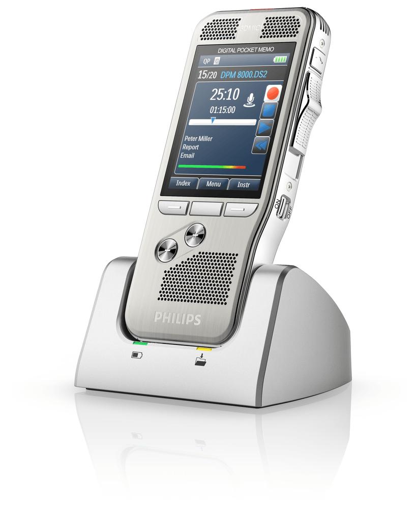 دستگاه ضبط صدا DPM-8000